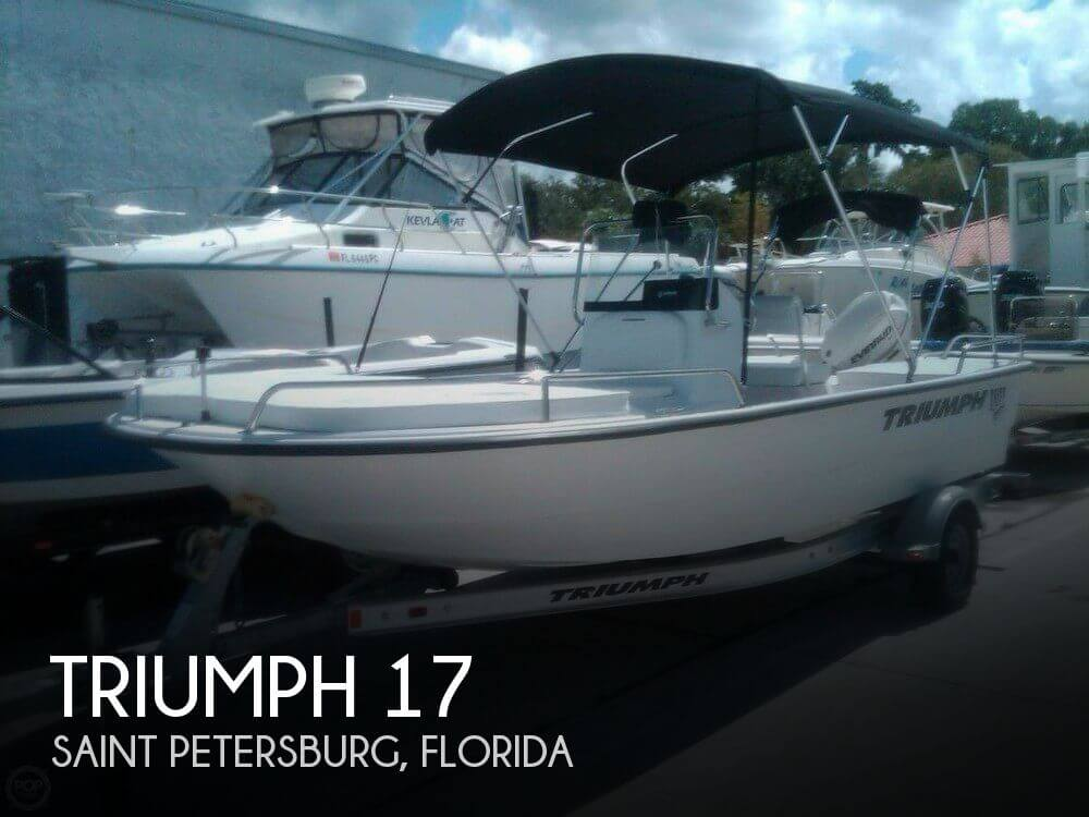 Used Triumph Boats For Sale by owner | 2011 Triumph 17