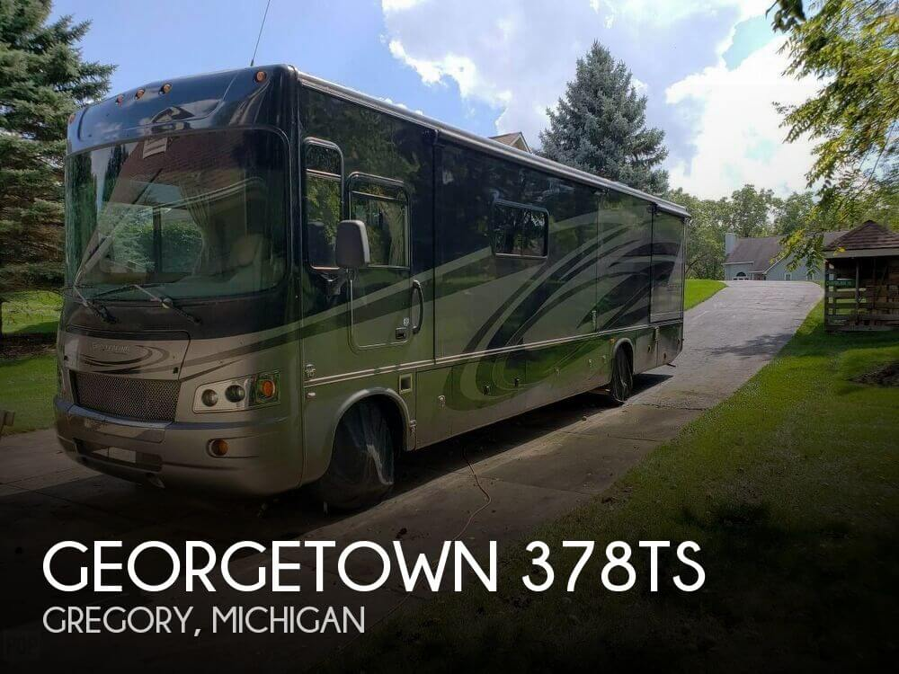 2010 Forest River Georgetown 38