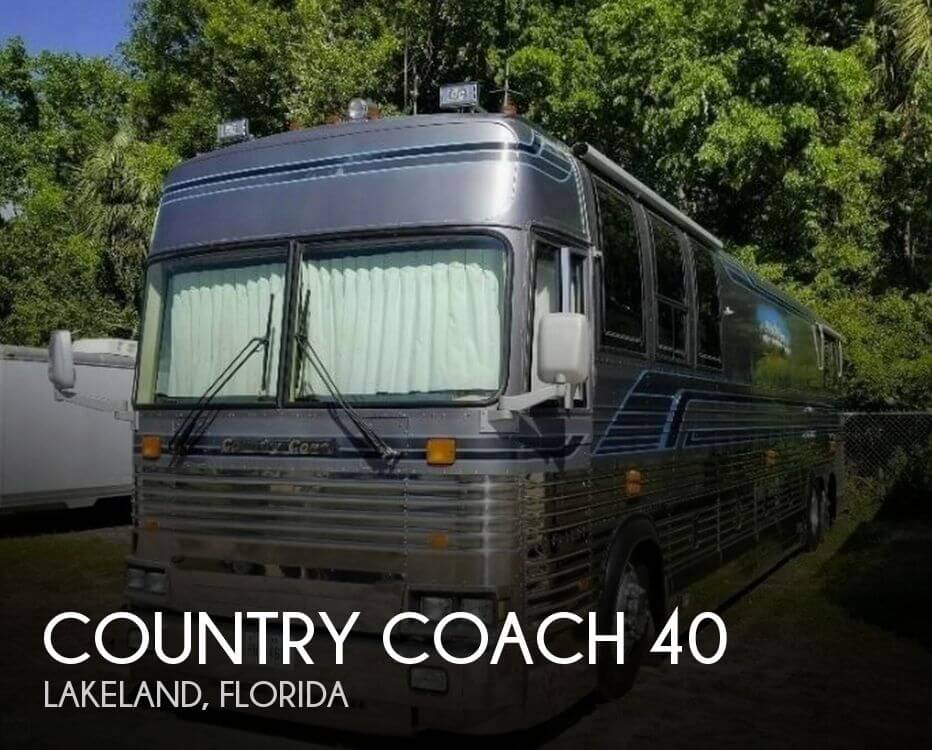 1990 Country Coach Country Coach 40
