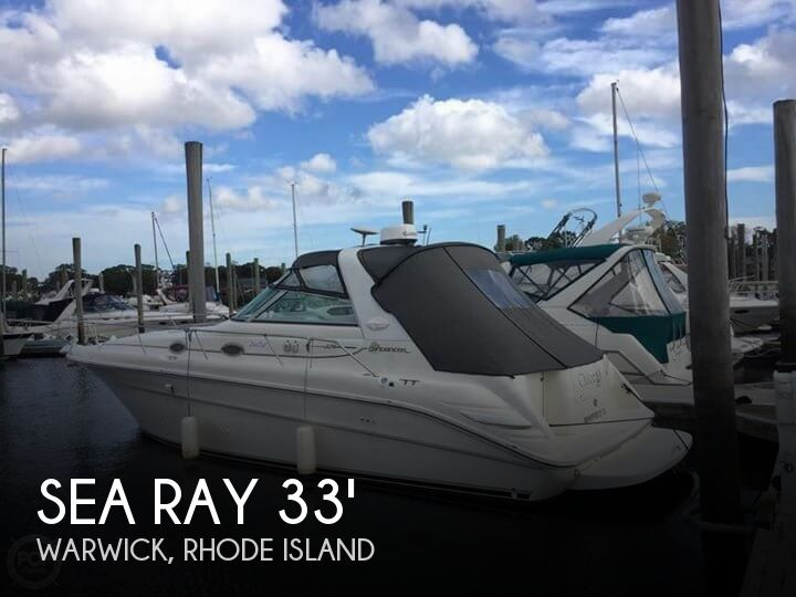Used Sea Ray 33 Boats For Sale by owner | 1995 Sea Ray 33