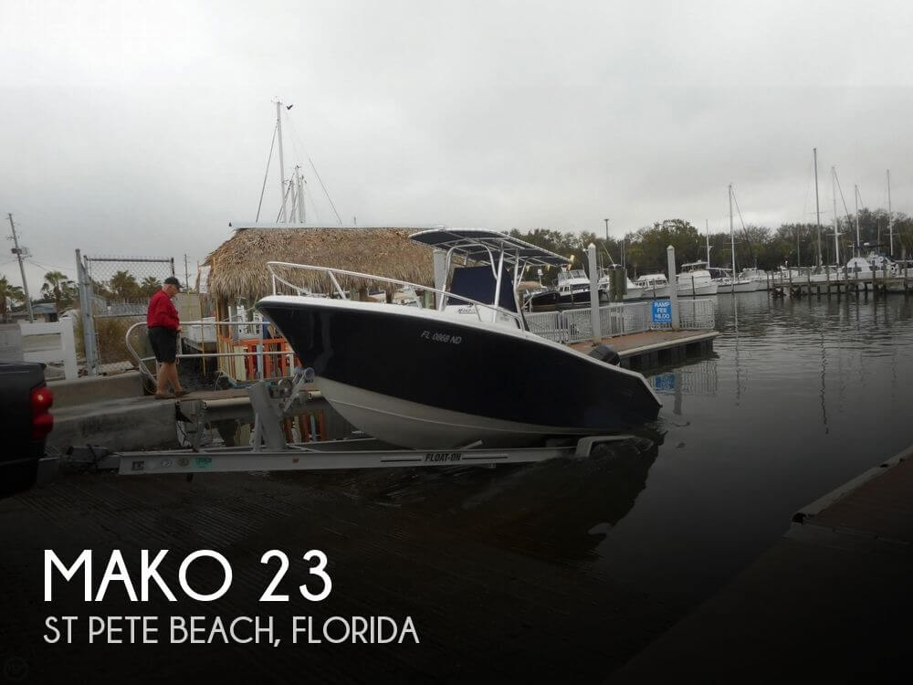 Used MAKO 23 Boats For Sale by owner   2000 Mako 23