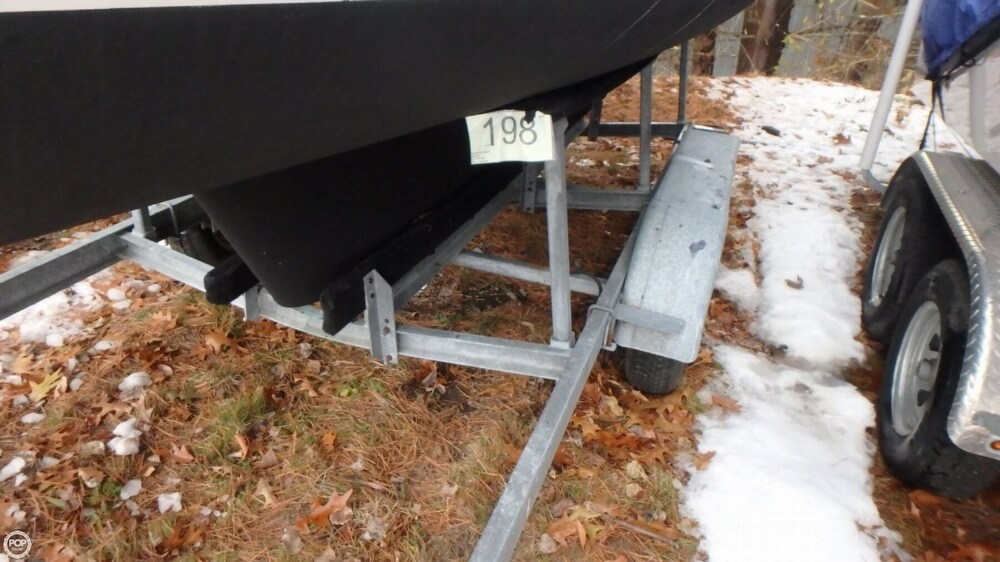 1994 Com-Pac boat for sale, model of the boat is 23-3 & Image # 8 of 40