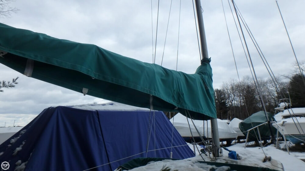 1994 Com-Pac boat for sale, model of the boat is 23-3 & Image # 2 of 40