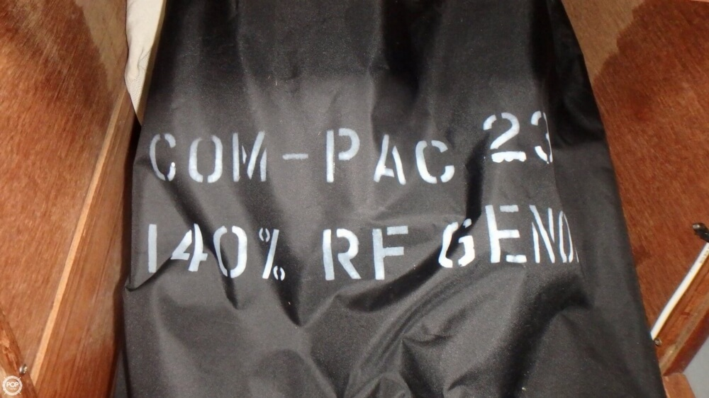 1994 Com-Pac boat for sale, model of the boat is 23-3 & Image # 15 of 40