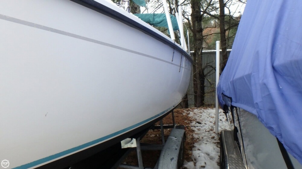 1994 Com-Pac boat for sale, model of the boat is 23-3 & Image # 27 of 40