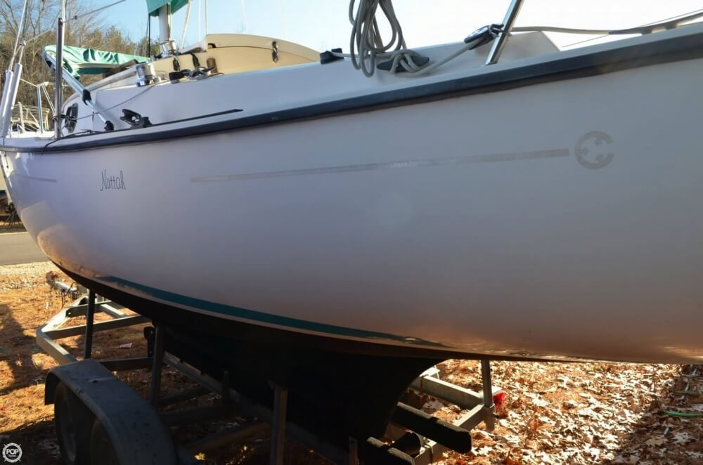 1994 Com-Pac boat for sale, model of the boat is 23-3 & Image # 40 of 40