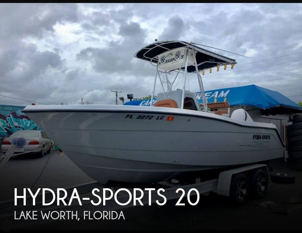 Used Hydra-Sports Boats For Sale by owner | 1999 Hydra-Sports 20