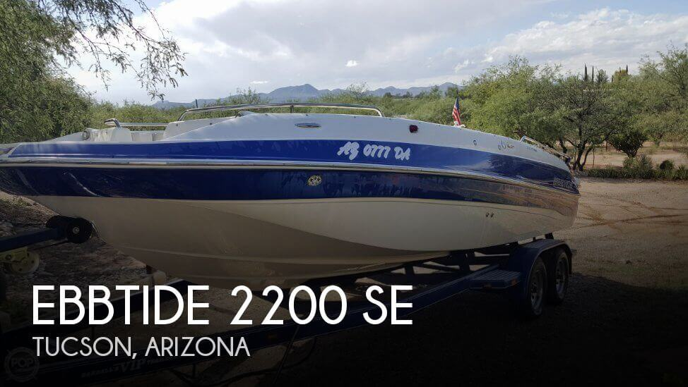 Used Boats For Sale in Tucson, Arizona by owner | 2009 Ebbtide 24