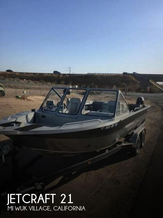 Used Jetcraft Boats For Sale by owner | 2005 Jetcraft 21