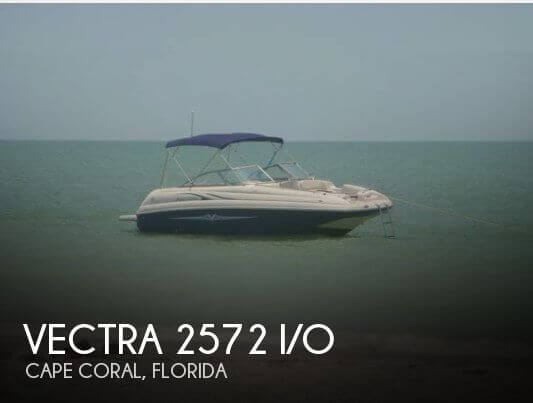 Used VECTRA Boats For Sale by owner | 2007 Vectra 26