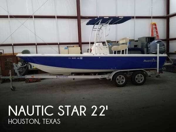 Used Nautic Star Boats For Sale in Texas by owner | 2015 Nautic Star 22