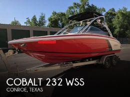 2015 Cobalt 232 WSS
