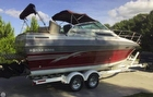 1988 Four Winns 245 Vista With Shoreland'r Trailer