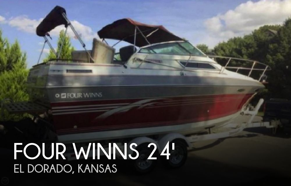 Used Four Winns 24 Boats For Sale by owner | 1988 Four Winns 24