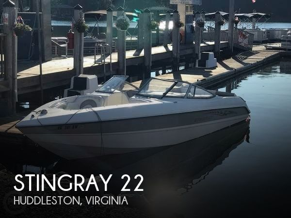 Used Boats For Sale in Roanoke, Virginia by owner | 2005 Stingray 22