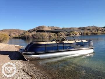 Bennington 2550 QCL, 25', for sale - $88,500
