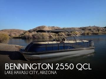 Used Boats For Sale in Arizona by owner | 2016 Bennington 25
