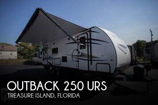 2018 Keystone Outback 250 URS