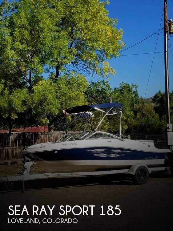 Used Boats For Sale in Cheyenne, Wyoming by owner | 2008 Sea Ray 19