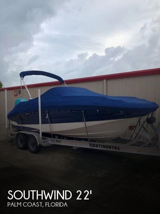 Used Deck Boats For Sale in Florida by owner | 2015 Southwind 21