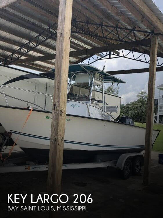 Used Key largo Boats For Sale by owner | 2005 Key Largo 20
