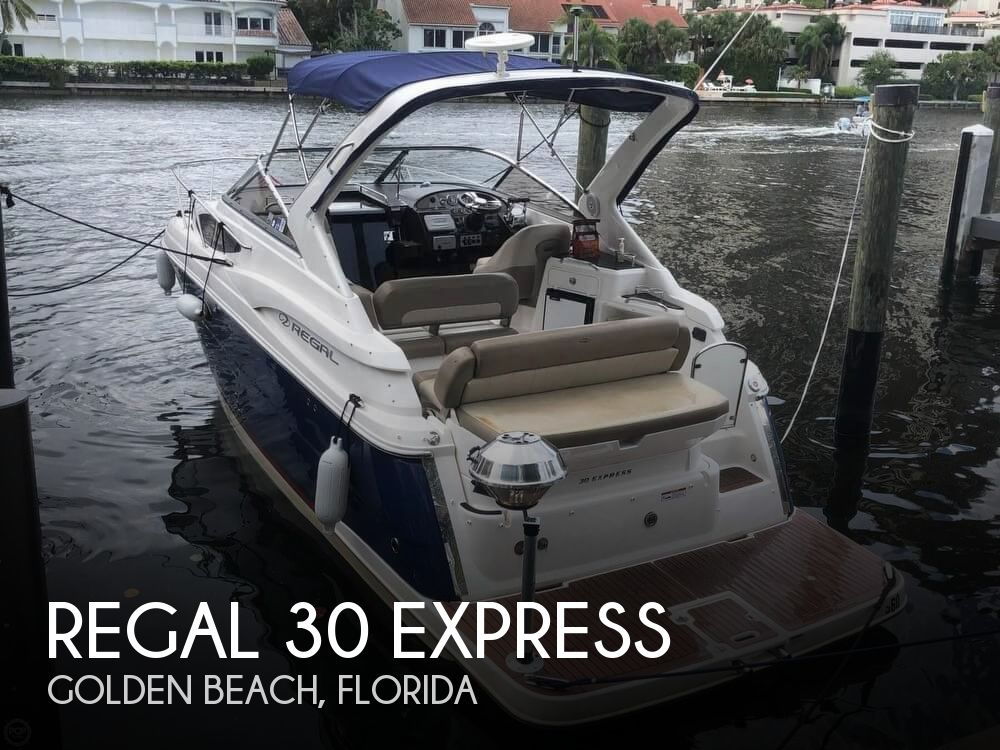 Used Regal Boats For Sale by owner | 2014 Regal 30