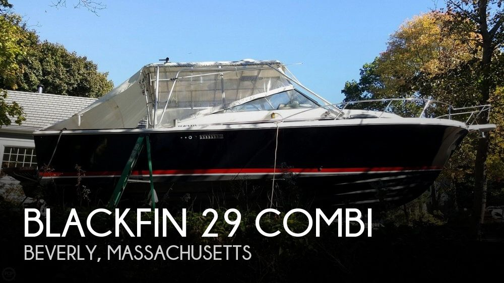 Used Blackfin Boats For Sale by owner | 1992 Blackfin 29