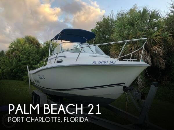 Used Palm Beach Boats For Sale by owner | 2004 Palm Beach 21