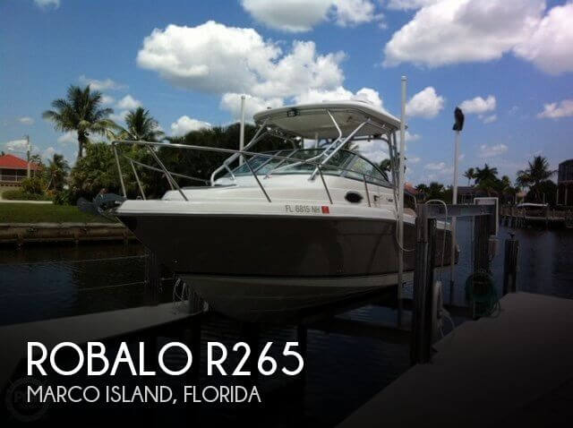 Used Robalo Boats For Sale by owner | 2007 Robalo 26