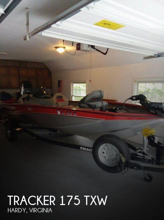 Used Boats For Sale in Roanoke, Virginia by owner | 2011 Tracker 17