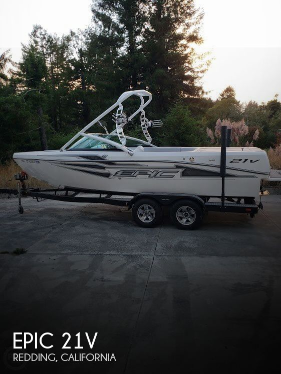 Used Epic Boats For Sale by owner | 2012 Epic 21