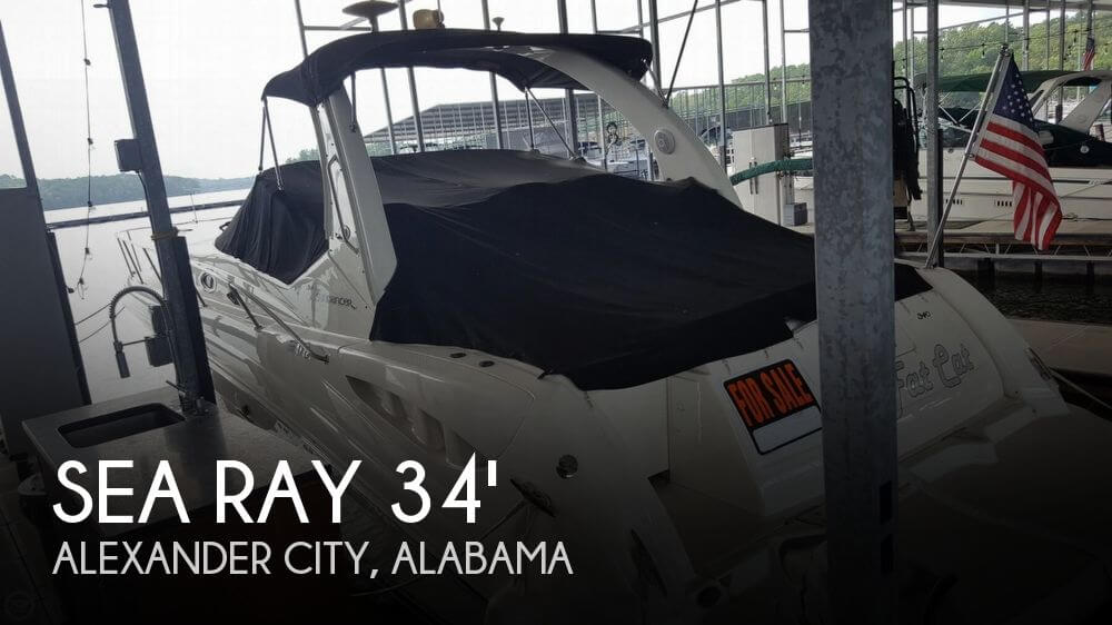 Used Boats For Sale in Columbus, Georgia by owner | 2005 Sea Ray 340 Sundancer