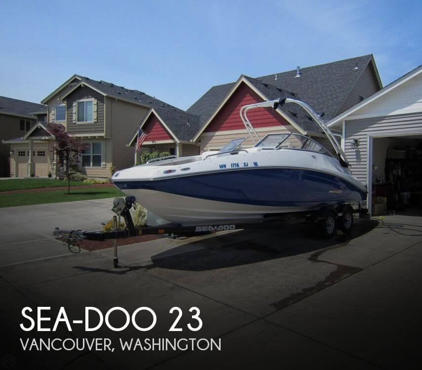 Used Sea-Doo Boats For Sale by owner | 2011 Sea-Doo 23