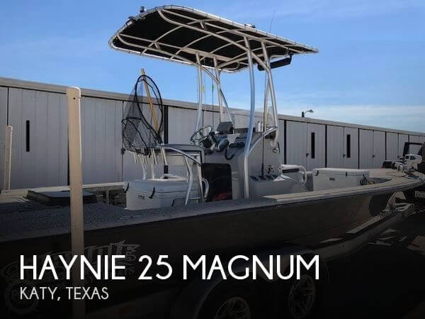 Used Haynie Boats For Sale by owner | 2013 Haynie 25