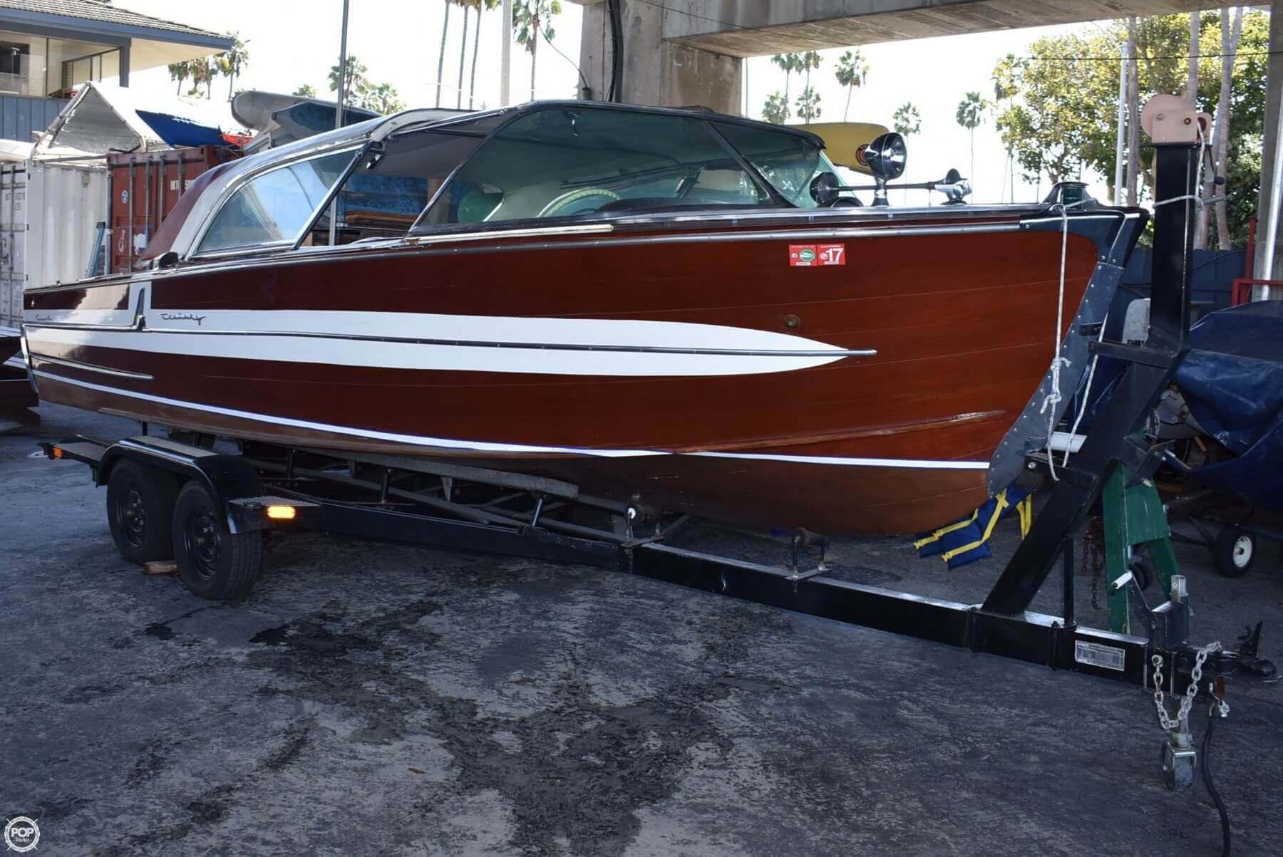 Century Coronado 21 Converitble Boat For Sale In Long Beach Ca For