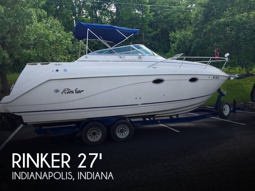 Used Rinker Boats For Sale in Indiana by owner | 1999 Rinker 30