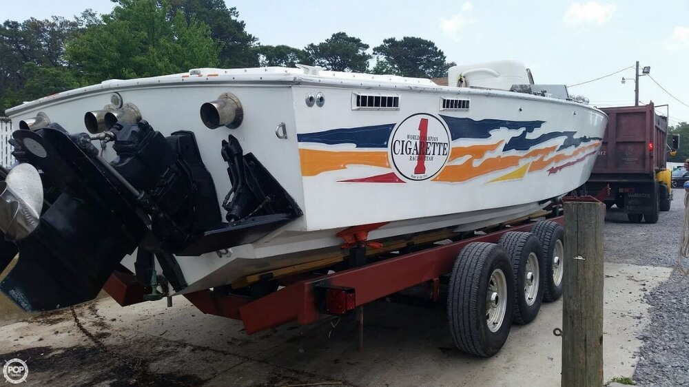 1977 Cigarette boat for sale, model of the boat is Mistress 35 & Image # 10 of 41