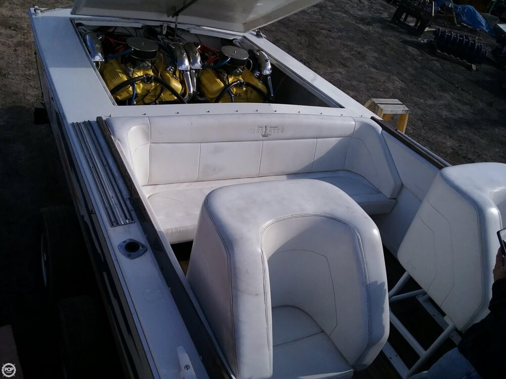 1977 Cigarette boat for sale, model of the boat is Mistress 35 & Image # 20 of 41