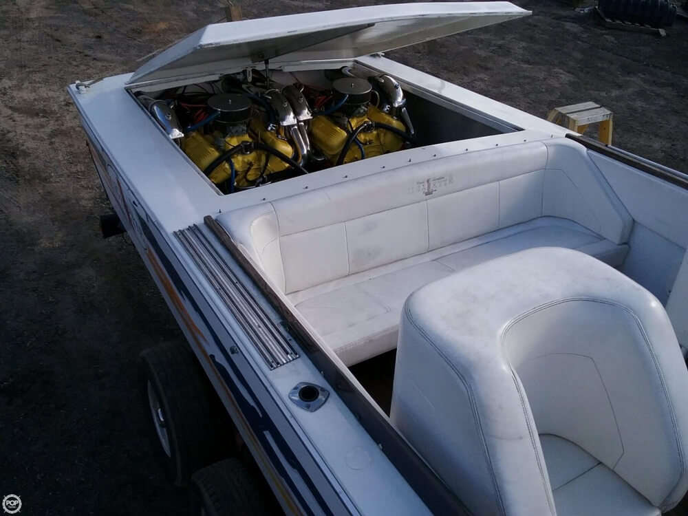 1977 Cigarette boat for sale, model of the boat is Mistress 35 & Image # 21 of 41