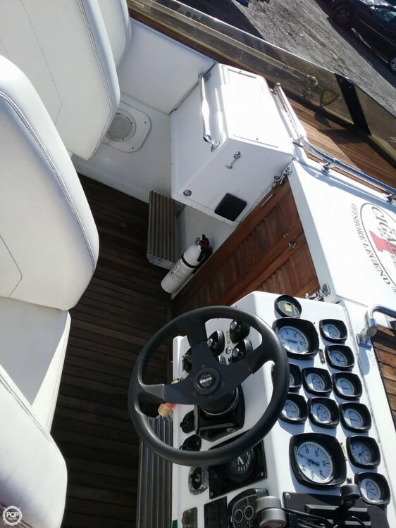 1977 Cigarette boat for sale, model of the boat is Mistress 35 & Image # 23 of 41
