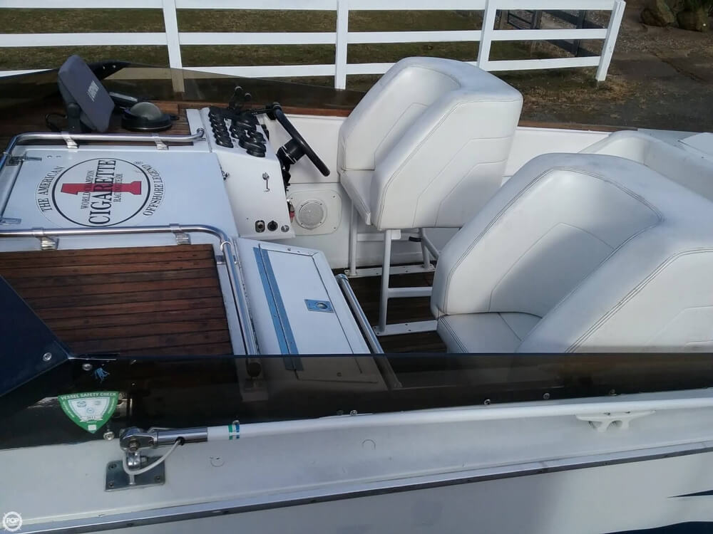 1977 Cigarette boat for sale, model of the boat is Mistress 35 & Image # 33 of 41