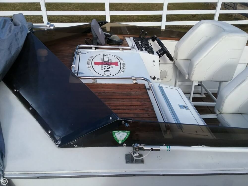 1977 Cigarette boat for sale, model of the boat is Mistress 35 & Image # 34 of 41
