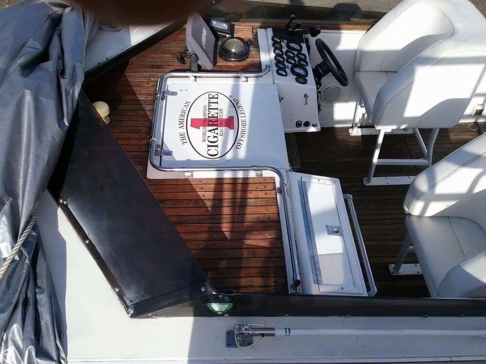 1977 Cigarette boat for sale, model of the boat is Mistress 35 & Image # 35 of 41