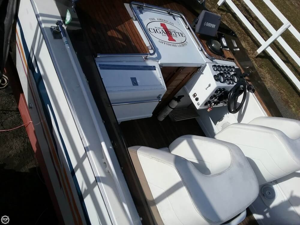 1977 Cigarette boat for sale, model of the boat is Mistress 35 & Image # 38 of 41
