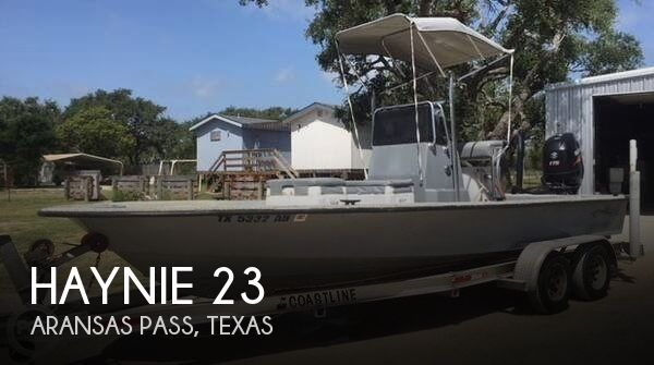Used Haynie Boats For Sale by owner | 2006 Haynie 23