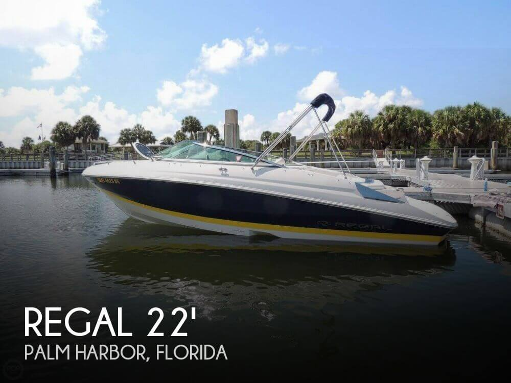 Used Regal 22 Boats For Sale by owner | 2007 Regal 22