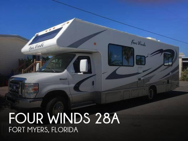 2010 Thor Motor Coach Four Winds 28A