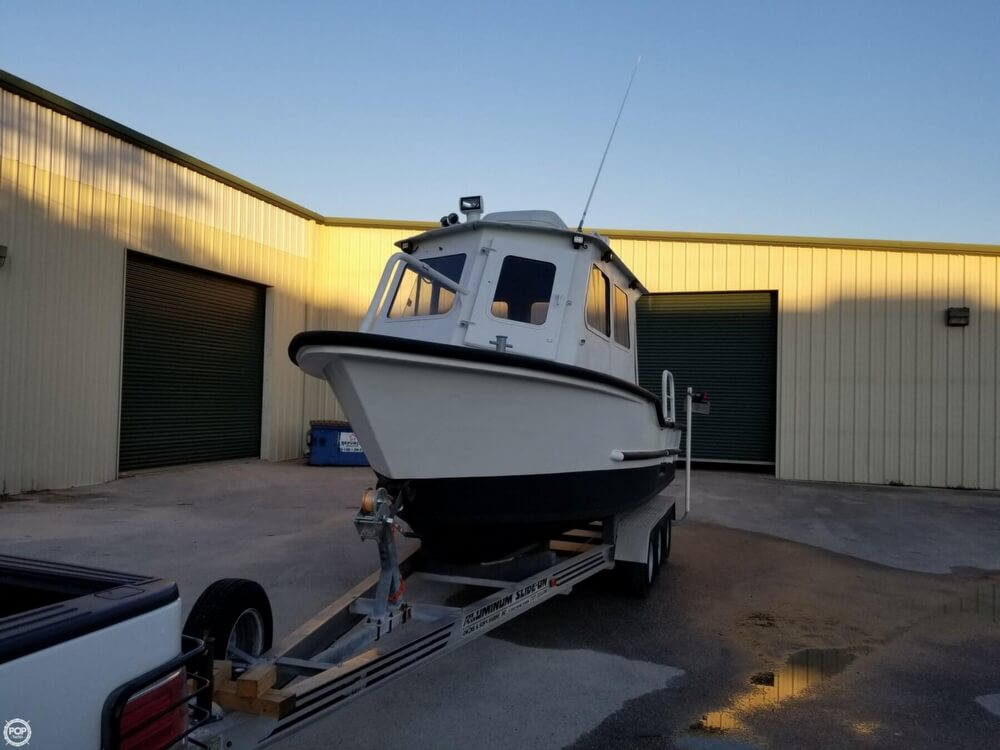 1985 Monark boat for sale, model of the boat is 23 Commercial & Image # 3 of 40