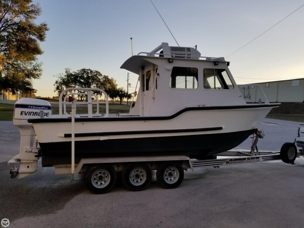 1985 Monark boat for sale, model of the boat is 23 Commercial & Image # 5 of 40