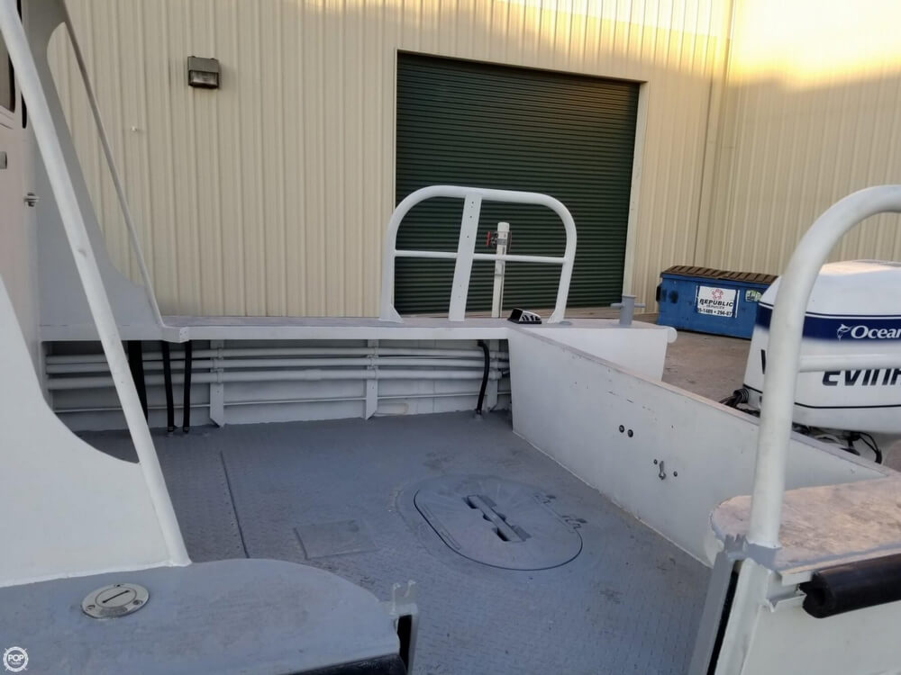 1985 Monark boat for sale, model of the boat is 23 Commercial & Image # 7 of 40